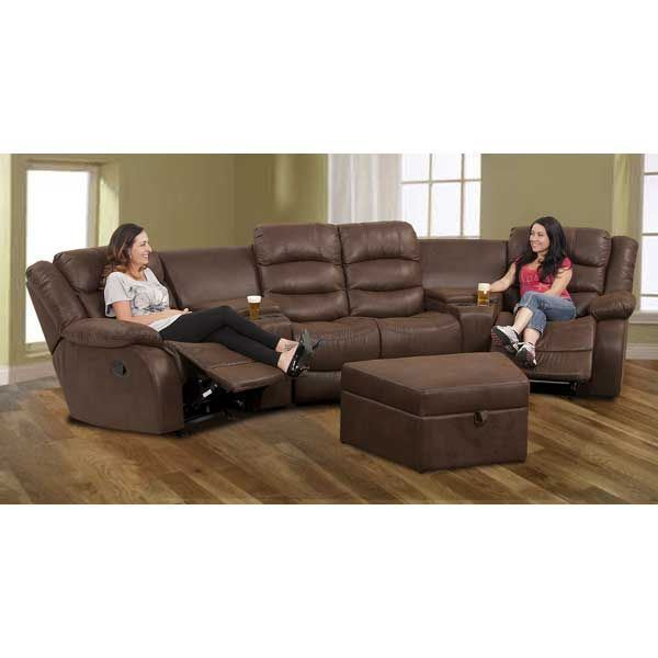 Picture of Ranger 5PC Reclining Sectional  sc 1 st  AFW & Ranger 5PC Reclining Sectional 1A-261-5PC Cambridge LR RR C AL | AFW islam-shia.org