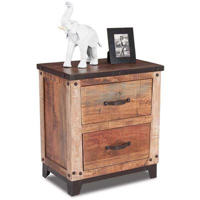 Picture of Antique Collection Nightstand