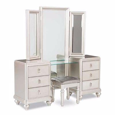 Imagen de Diva Vanity Dresser Mirror Set