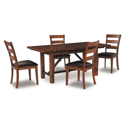 picture of santa clara 5 piece dining set