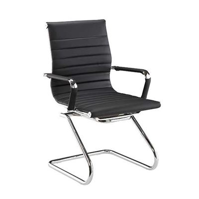 Picture of Black Pantera High Back Guest Chair