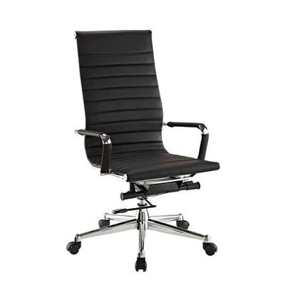 Picture of Black Pantera High Back Desk Chair