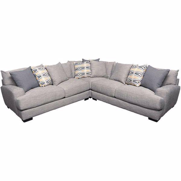 Barton 3PC Sectional Sofa  sc 1 st  AFW : franklin sectional sofa - Sectionals, Sofas & Couches