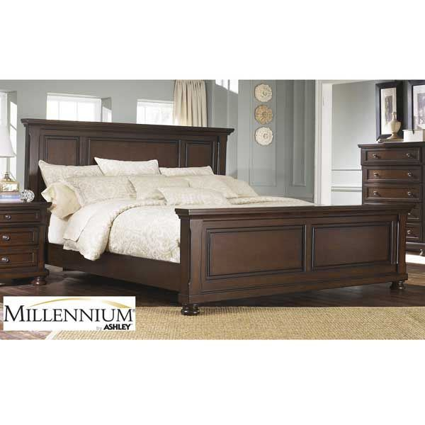 Porter King Panel Bed B697-KPNLBED