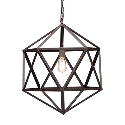 Picture of Amethyst Ceiling Lamp Small *D