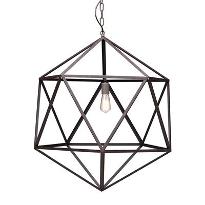 Picture of Amethyst Ceiling Lamp Large *D