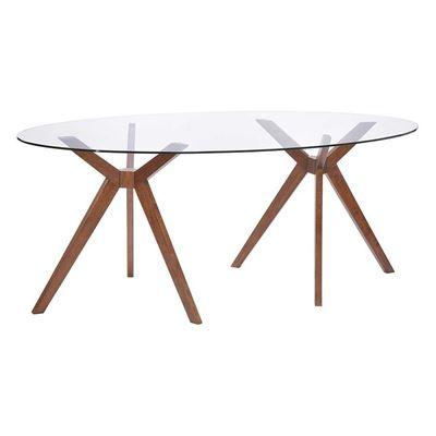 Imagen de Buena Vista Dining Table Walnut *D