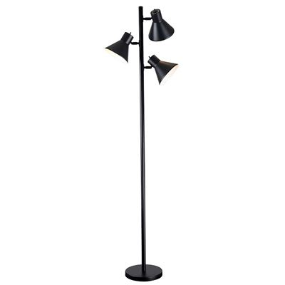 Picture of Ash Black Tree Floor Lamp