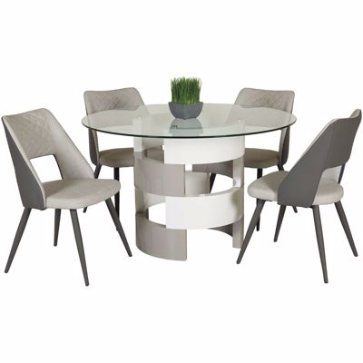Imagen de Jila 5 Piece Dining Set
