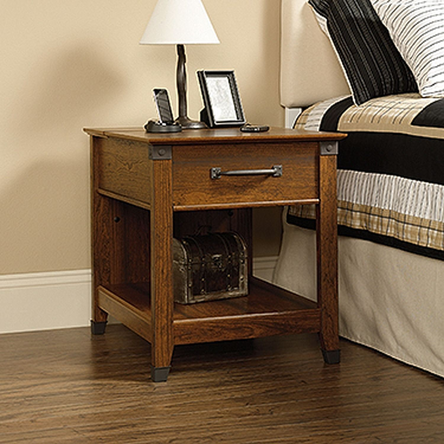Carson Forge Smartcenter Side Table Washington Che