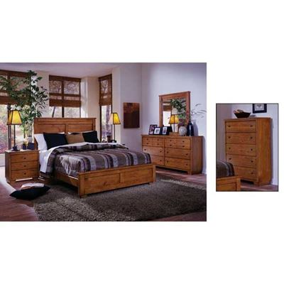 Picture of Diego 5 Piece Bedroom Set