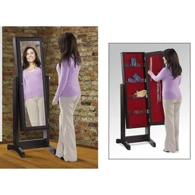 Picture of Jewelry Storage Mirror