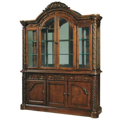 Picture of North Shore Complete China Cabinet