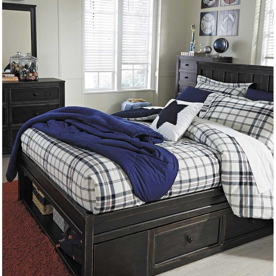 Ashley Home Store Locations: Jaysom Twin Storage Bed B521-TSTRG