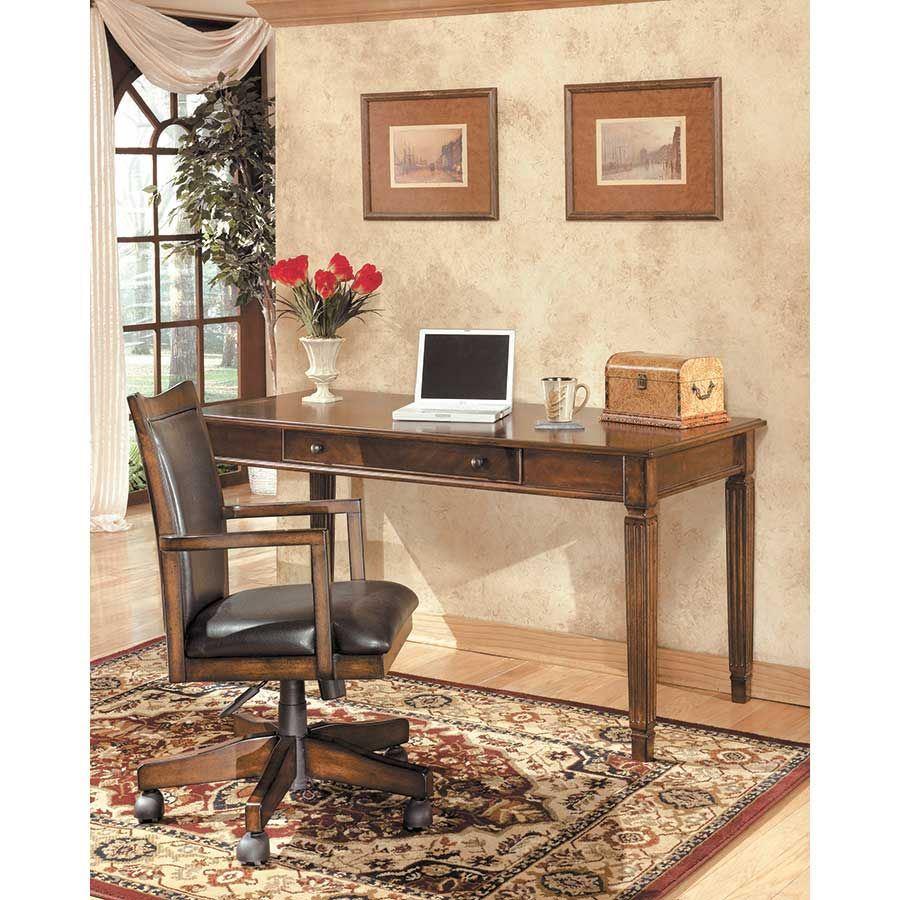 Hamlyn Large Leg Desk H527 44 Ashley Furniture Afw