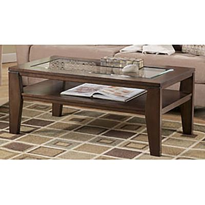 American Furniture Warehouse Coffee Side Accent Tables AFW - 1311581127 red acrylic s shaped coffee table side table modern z table