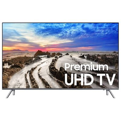 Picture of 65-Inch Class UHD Flat 4K Smart TV
