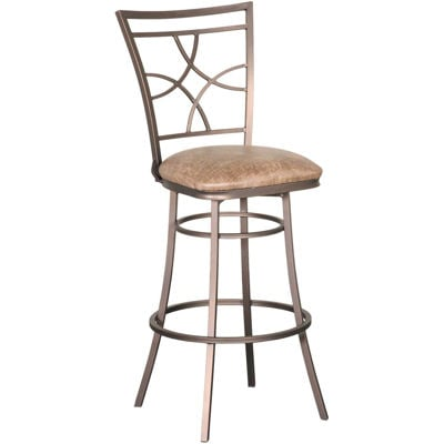 """Picture of Bel Air 30"""" Armless Barstool"""