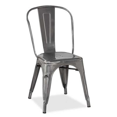 Picture of Metal Barstool & Chair