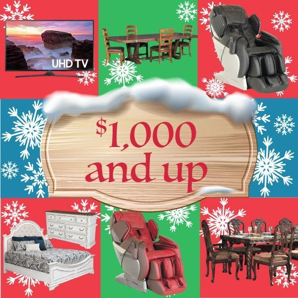 Picture for category Gift Guides - $1000 and Up