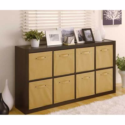 Picture of Cube Shelf With Storage Baskets