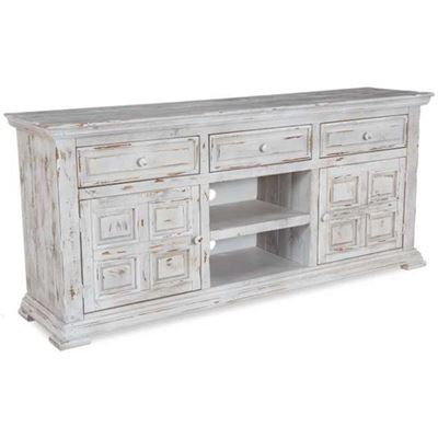 """Picture of Isabella White 71"""" TV Console"""