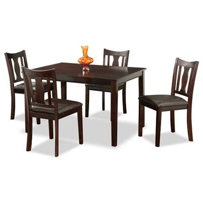 Picture of Kyle 5 Piece Dining Set