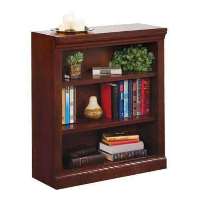Picture of Versailles Cherry Bookcase - 2 Shelf