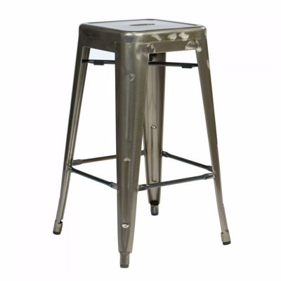 Picture of Bristow Ant Gun Barstool 2 Pack *D