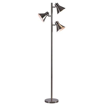Picture of Ash Chrome Tree Floor Lamp