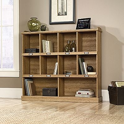 Picture of Barrister Lane Bookcase Scribed Oak * D