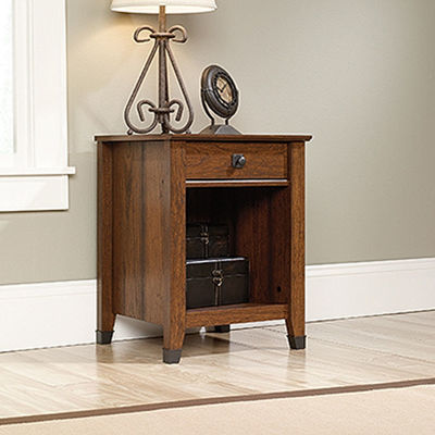 Picture of Carson Forge Night Stand Coffee Cherry * D
