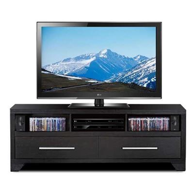 Picture of Black TV Console