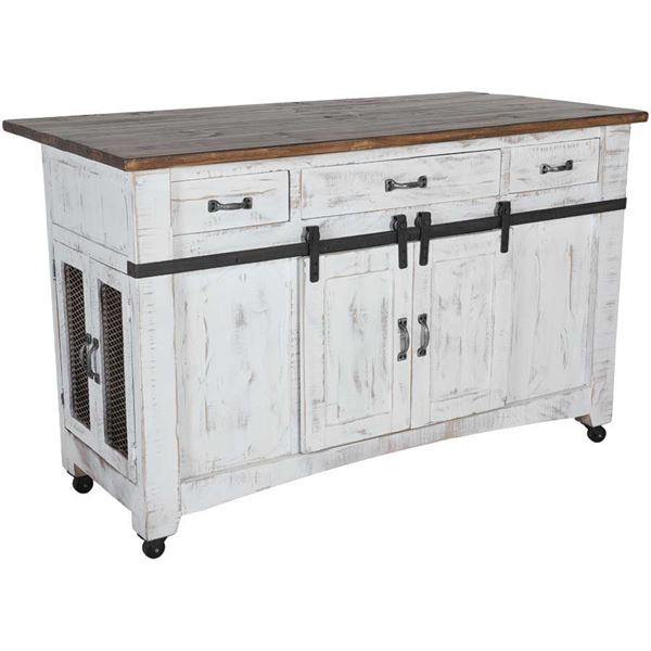 Picture of Pueblo Kitchen Island