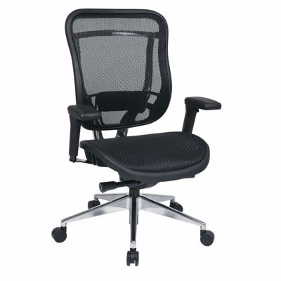 Picture of Padded Arms Office Chair *D