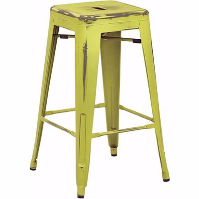 Picture of Bristow Ant Lime Barstool 4 Pack *D