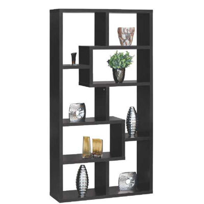 """Picture of Black """"Puzzle"""" Display Cube"""
