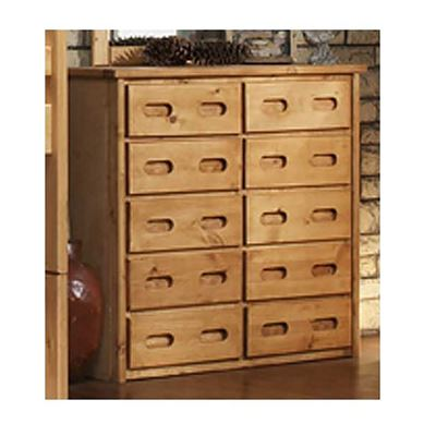 Picture of Bunkhouse 10 Drawer Chesser