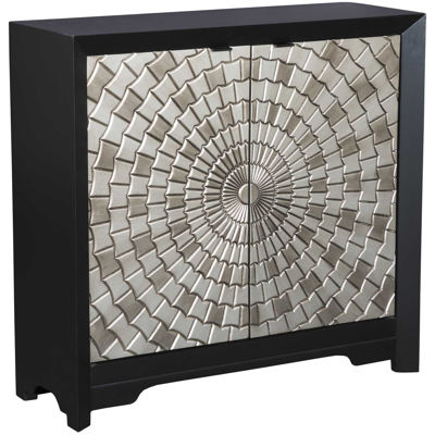 Picture of Silver Sunset Accent Chest