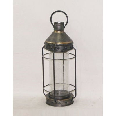 Picture of Round Metal Lantern