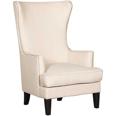 Picture of Amelia Natural High Back Chair