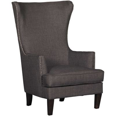 Picture of Amelia Charcoal High Back Chair
