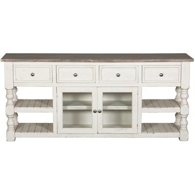 Picture of Stone 80 Inch TV Stand