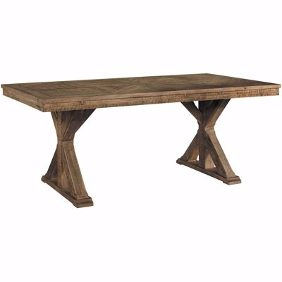 Picture of Grindleburg Rectangular Dining Table