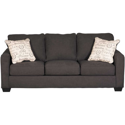 Picture of Aleyna Charcoal Sofa