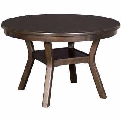 """Picture of Amherst 47"""" Round Dining Table"""