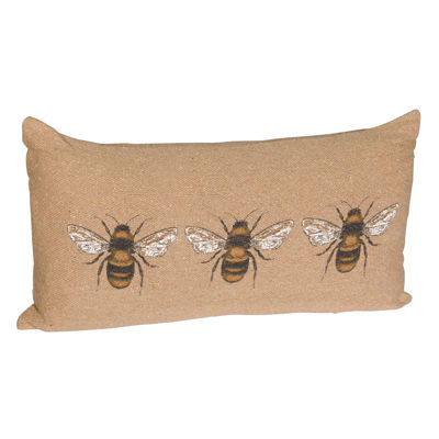 Picture of 14x26 Three Bees Pillow