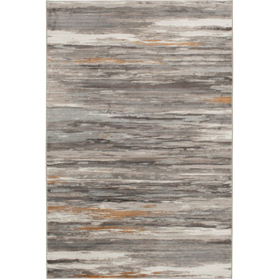 Picture of Adore Cement Grey 5x8 Rug
