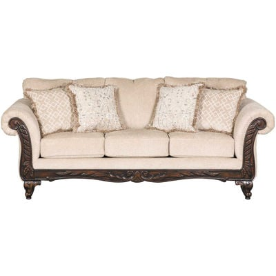Picture of Emma Wheat Sofa