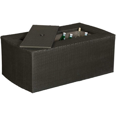 Picture of Brevard II Cocktail Table with Ice Bucket